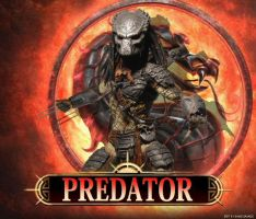 Mortal Kombat DLC Predator by ultimate-savage
