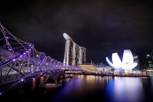 Marina Bay Sand 01 by garki