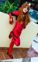 Asuka Langley Soryu 5 by Insane-Pencil