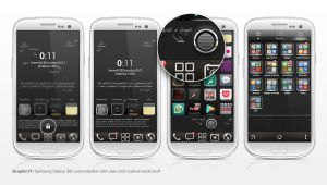 Galaxy S3 modding by Graphic74