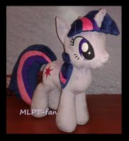 Twilight Sparkle  v4 by MLPT-fan