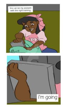 Penelope and Monica Episode 1 Page 2 by rmcandy