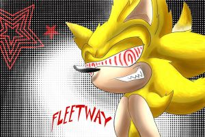 Fleetway....again...XD by SonicXLelile
