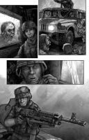 Last Zombie 1 page 4 by joewight