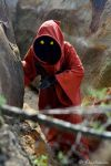 Starwars - Red Cloaked Jawa by Kirchos