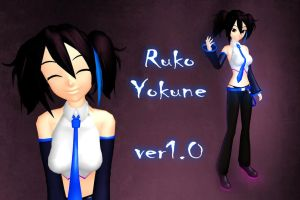 Ruko Yokune Download by Kitory-and-Akuma