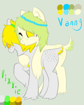 Vanny and Vixxie by ToriFlame