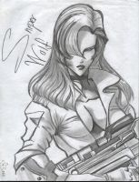 Sniper Wolf by Arc-Ecclesia