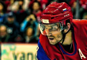 Alex Ovechkin by Oultre