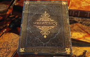 Uncharted 3 Drakes Deception Front Page WBE by WoodBoxEdition
