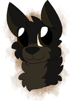 Doggo headshot  by DoggieWuv