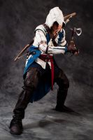 Assassin's Creed 3 Connor by Jozo-Dono