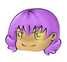 Colouring Test - Face by Obake-no-Kage