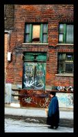Ste-Garbage, Mtl by HollywoodGhost