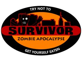 Survivor: Zombie Apocalypse by Lord-Psymon