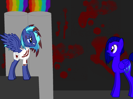 Frost And Lunar- Rainbow Factory by The-Everlasting45