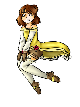 Belle by Meg-the-fly