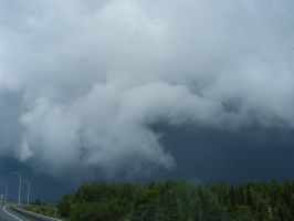 storm clouds 3 by BlueIvyViolet