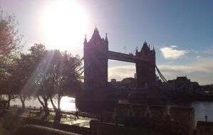 London Tower Bridge by Shinishii-is-Deead