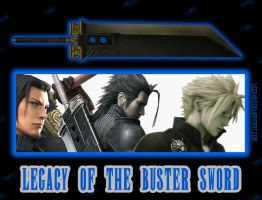 Legacy Of The Buster Sword by Ziggi4812