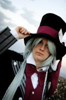 Mad Hatter Undertaker by CCCosplayers