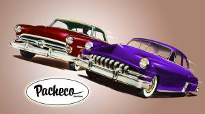 Old Time Race by PachecoKustom