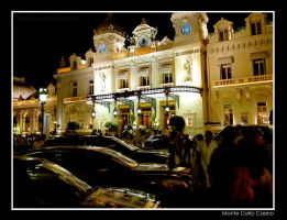 Monte Carlo Casino by tomaplaw