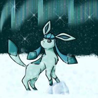 Glaceon by BlueGardevoir