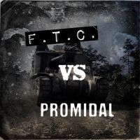 FTC vs. Promidal Front Cover by FTC-Ayin