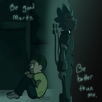 Break Art - Better Than Me by Sigma-the-Enigma