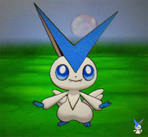 A Fan-Made Shiny Victini by Sapphiresenthiss
