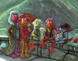 Music Has The Right To Fraggles by Phraggle