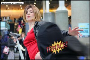 Resident Evil- Comikaze by renonevada