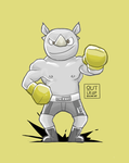 Mini Boxer by OutLeaf