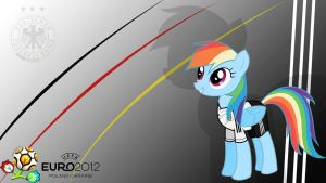 EM-Pony - Wallpaper-Rainbow Dash-Germany-1920x1080 by Isegrim87
