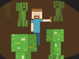 Minecraft IV by T-3000