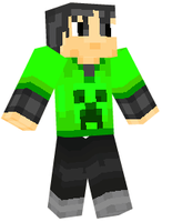 Minecraft skin: Daniel by TVZRandomness