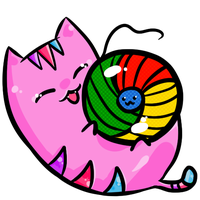 Chrome Kitten Icon by xfe