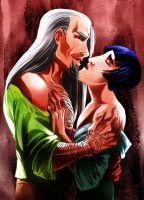 Still Craving Your Kiss by MistyTang