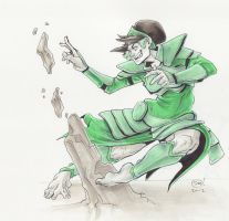 Rock the Toph by BAM---BAM