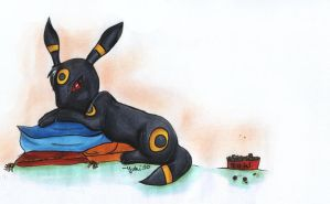 Umbreon by FixingPin