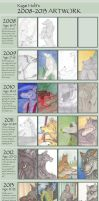 Kigai Holt's Artwork 2008-2013 by Kigai-Holt