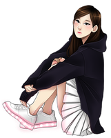 TCFHS: Sohee's fashion by Hyeoii