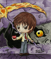 Chibi Raito by art-ikaro