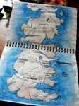 Map of Westeros - Game of Thones by TynuseSuu