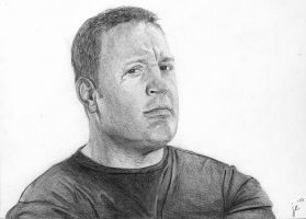 Kevin James - Freehand Drawing by ZackBag