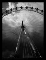 London Eye3 by Jenuary-Stock