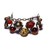 Industrial Oriental Bracelet by CatherinetteRings