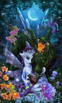 A Midsummer Night's Dream by Miradge