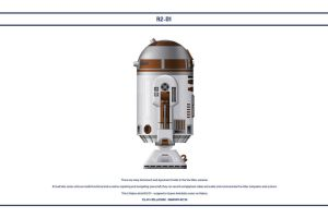 Droid R2-D1 by WS-Clave